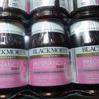 Blackmores pregnancy and breastfeeding gold 180 kapsul