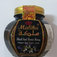 madu malika black seed flower honey 250g