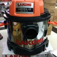 harga VACUUM CLEANER LAKONI VORTEX 15 BWD / VACUUM CLEANER / VORTEX 15 BWD Tokopedia.com
