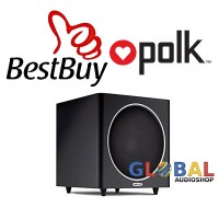Polk Audio PSW110 Powered Subwoofer 10-Inch