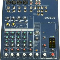Mixer Audio YAMAHA MG82CX made in indonesia