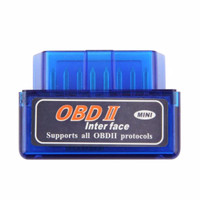 SPECIAL New Mini Bluetooth Code Reader Auto Scanner Mobil ELM327 OBDII