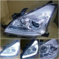 YAA-AZ-0246 Chrome Headlamp All New Avanza Xenia 2012 sd 2015 Projecto