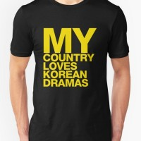 Tshirt / Kaos / Baju Korean Drama / Best Quality