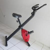 Harga alat fitnes olahraga sepeda statis magnetic | Pembandingharga.com