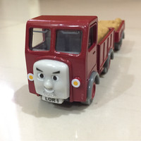 Lorry with truck thomas and friend diecast