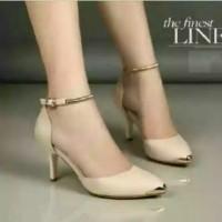 Sandal Sepatu Heels Cantik