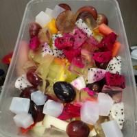 creamy fruit salad 450ml