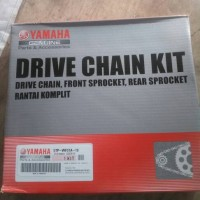 harga Gear Set Yamaha Jupiter Z/f1zr Original Tokopedia.com