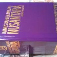 Kamus Bahasa Melayu Edisi Kedua