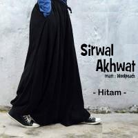 Sirwal Akhwat / celana sirwal wanita size S & M