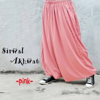 Sirwal Akhwat / celana sirwal wanita size L & XL