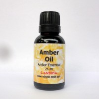 Minyak Amber 25 ml - Ambar Oil