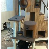 harga Mainan Kucing/cat Scratcher/cat Condo/garukan Kucing Tokopedia.com