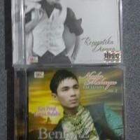 CD Benny Z lagu melayu terbaik 2disc original