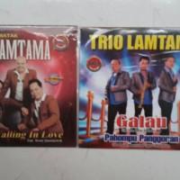 VCD batak trio lamtama 2disc original