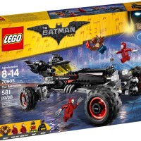 Jual Lego Batman Movie 70905 The Batmobile Murah