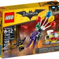 Jual Lego Batman Movie 70900 The Joker Balloon Escape Murah