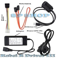 Kabel R Driver III USB 2.0 to Sata IDE Adapter Cable EU PluG