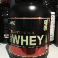 Jual Whey Gold Standard - Optimum Nutrition ON Whey Protein 5lbs Murah