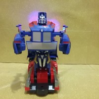 truck remote control transformer optimus prime