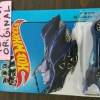 Jual hotwheels mobil batman batmobile biru hot wheels diecast hw th Murah