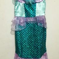 harga Baju Dress Kostum Anak Mermaid Putri Duyung Hijau Tokopedia.com