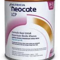 Jual Susu Neocate LCP 400 Gr hipoalergenik formula Nutrisi + asam amino Murah