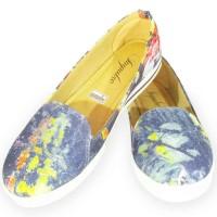harga Sepatu Flat Wanita   Big Size   Ringan & Nyaman   IMPULSE FF-15A Tokopedia.com