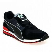 Sepatu Casual Puma TX-3 Modern Tech Hitam Original Asli Murah