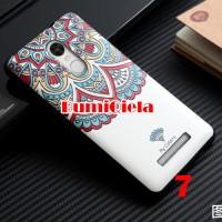Soft case 3D Rubber TPU Batik Xiaomi Redmi Note 3 / Redmi Note 3 Pro