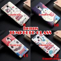 Soft case 3D Rubber TPU Kartun Xiaomi Redmi Note 3 / Redmi Note 3 Pro