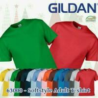 Jual Tshirt polos GILDAN SOFT STYLE Murah