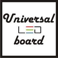 UNIVERSAL LCD / UNIVERSAL CONTROLLER KIT / BOARD LCD UNIVERSAL