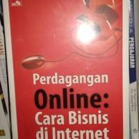 Perdagangan Online: Cara Bisnis di Internet