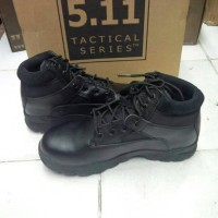 SEPATU BOOTS BOOT PDL HIKING GUNUNG OUTDOOR 511 TACTICAL HITAM