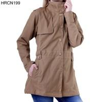 Jaket / Sweater Wanita HRCN Original 100% - HRCN199 CREAM