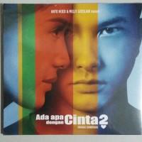 CD ORIGINAL ADA APA DENGAN CINTA 2 SOUNDTRACK