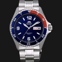 Orient FAA02009D MAKO Pepsi II Automatic Blue dial Stainless Steel