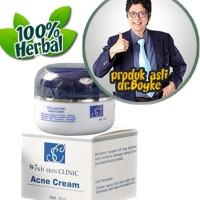 Acne Cream Wish Skin Klinik Dr Boyke & Co Obat Jerawat Yang Manjur