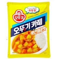 Ottogi Curry Medium Powder 1kg Bumbu Bubuk Kari Sedang Korea Import