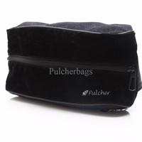 Jual Pulcher Chester Waist Bag-Hiitam-tas pinggang-waterpfoof Murah