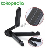Dudukan (dock) Hp / Tablet Universal Foldable Tablet Stand Holder