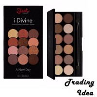 SLEEK I-Divine Eyeshadow Palette - A New Day Original