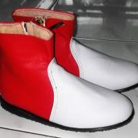 Sepatu pasukan SD, SMP,SMA drumband handmade