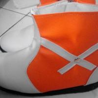 sepatu pasukan TK drumband handmade