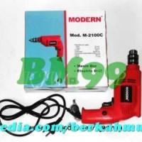 Diskon 30% Mesin Bor 10mm Modern M-2100C