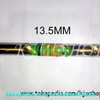 Diskon 30% Mata Bor Besi TinCoated Kuningan 13.5mm MURAH
