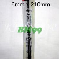 Promo Mata Bor Beton SDS Makita 6mm X 210mm