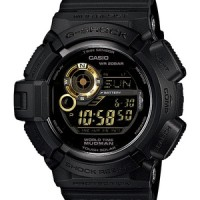 CASIO G-SHOCK MUDMAN G-9300GB-1 / GSHOCK G9300GB ORIGINAL & BERGARANSI